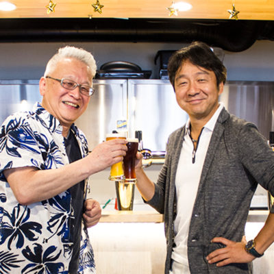 Interview01 – with Managers - 私たちが ビールを売る理由